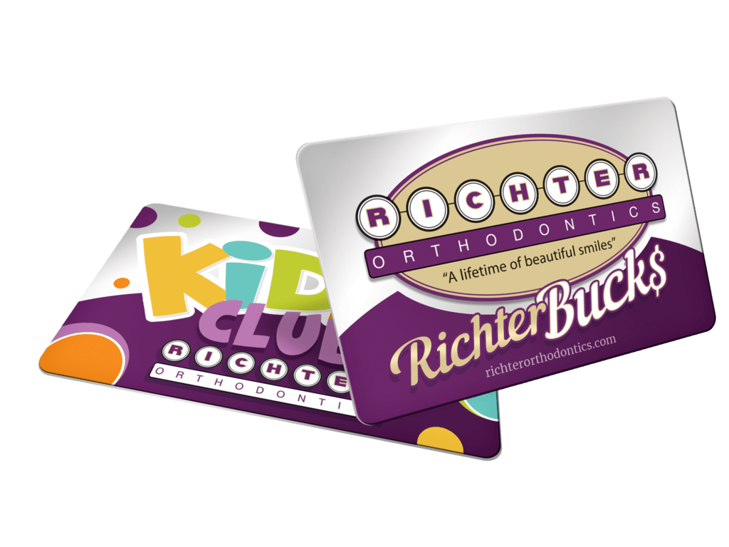 Earn rewards while improving your smile at Richter Orthodontics in Greeley, CO.